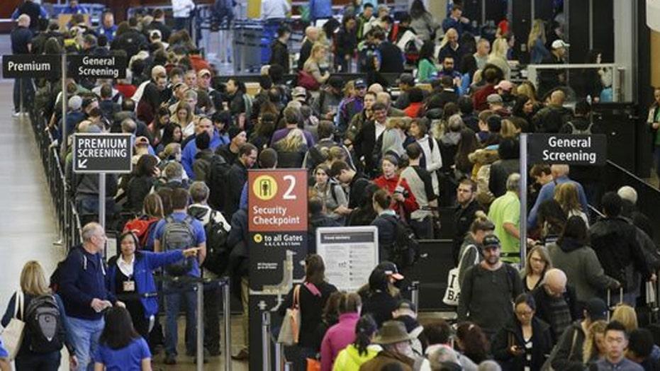 Former TSA director slams 'unacceptable' workforce situation