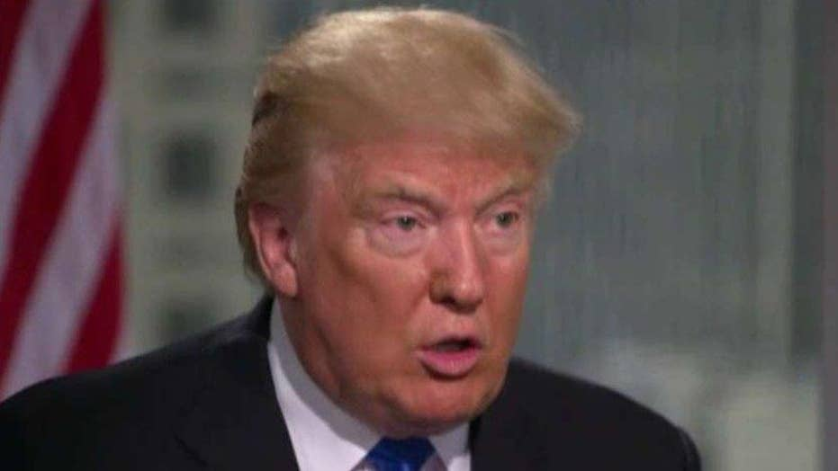 Trump on primary fight: Wouldn't have won if I had been soft