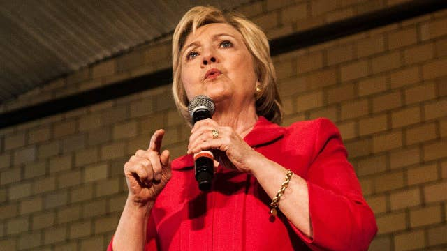 Why are superdelegates revolting against Hillary Clinton?