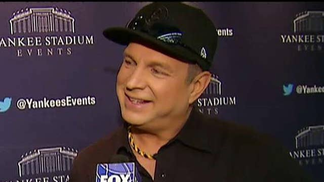 Garth Brooks talks about his new tour