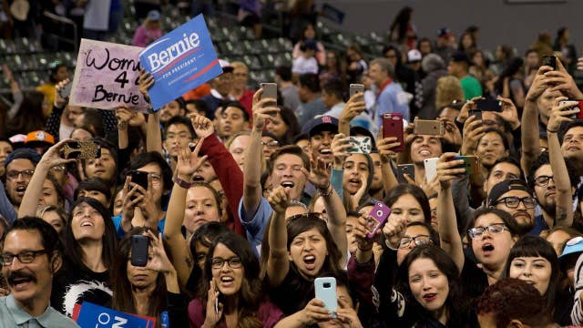Will young Bernie Sanders supporters back Hillary Clinton?