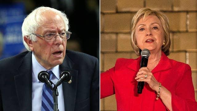 California primary next big prize for Sanders, Clinton
