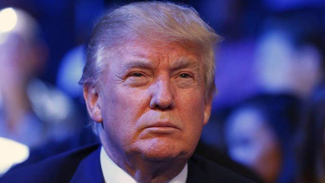 Trump targets blue states in race for the White House