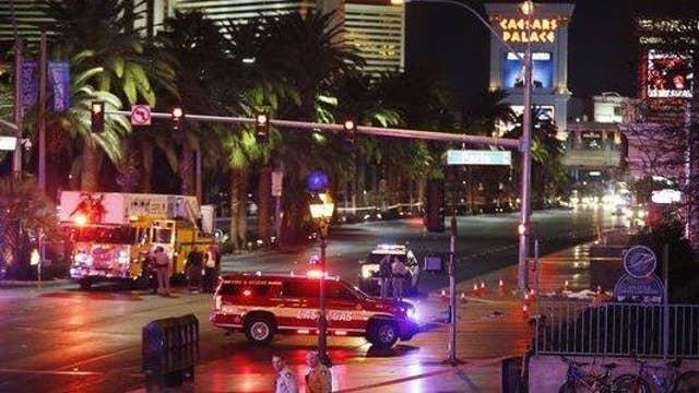 Las Vegas sees spike in crime