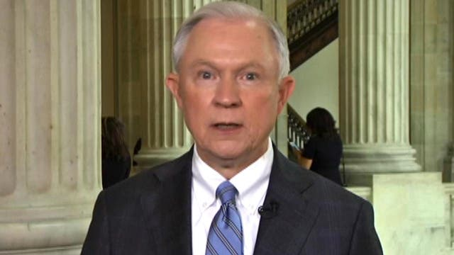 Sen. Sessions: We want judges who follow the Constitution