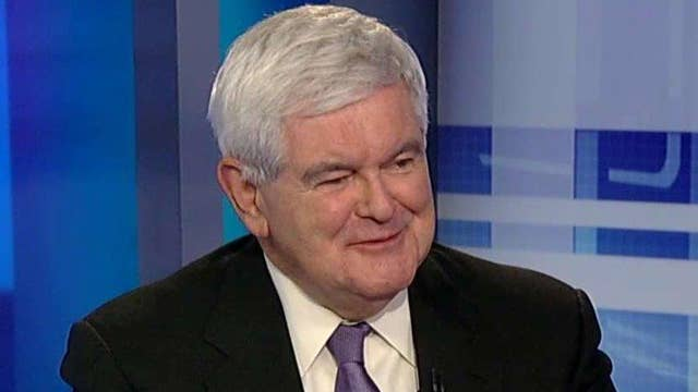 Gingrich's take: Trump, his foreign policy and Kissinger