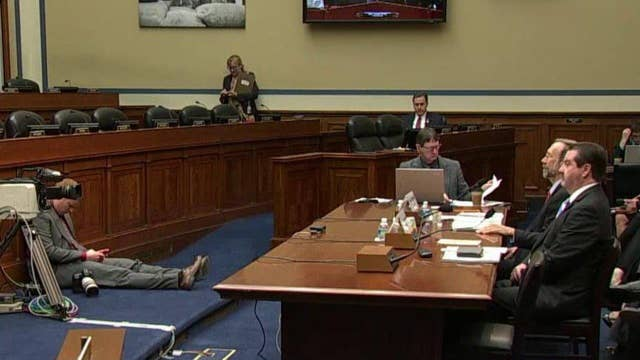 Congress focusing on how EPA handles gross misconduct cases