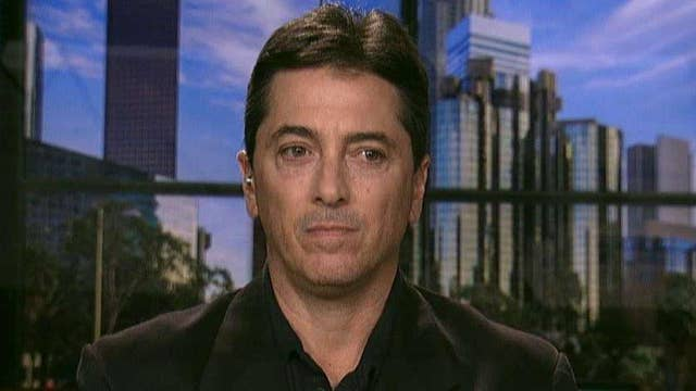 For Scott Baio, Trump is 'In Charge'