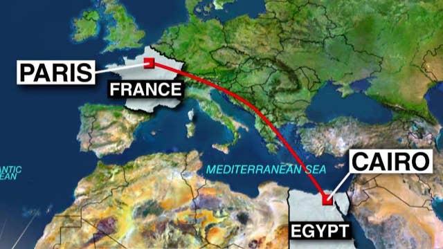 Egypt Air Flight 804 has gone missing from radar