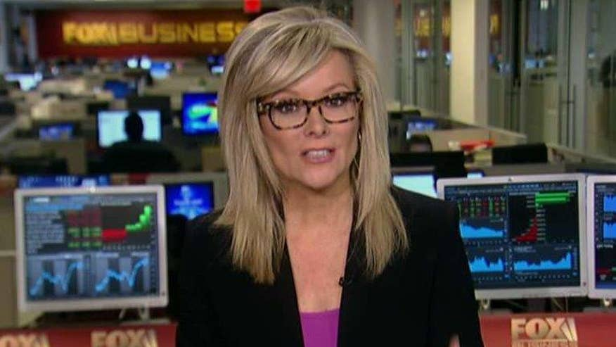 Greta's 'Off the Record' comment to 'On the Record' viewers: The grim announcement by FBN's Gerri Willis that she is battling breast cancer is a reminder to us all about what's truly important in life and not to get caught up in small, petty stuff