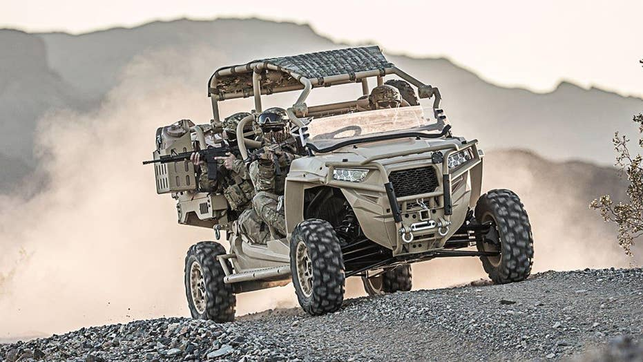 Exclusive reveal: Ultimate ATVs for Special Operations