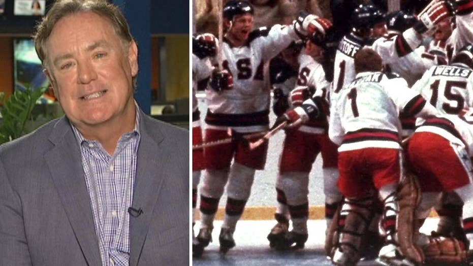 'Miracle on Ice' goalie selling 1980 Olympic items