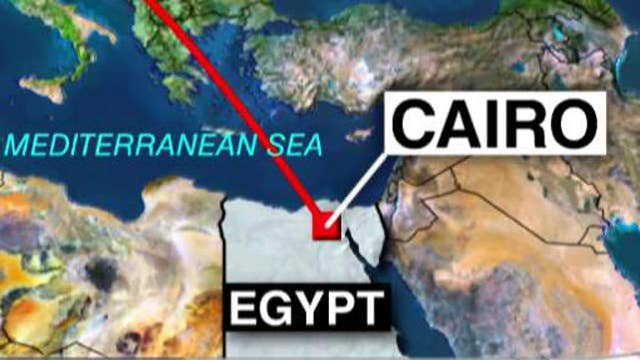 Officials confirm EgyptAir plane crash