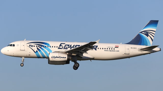 Officials: EgyptAir plane turned sharply, fell 23,000 feet