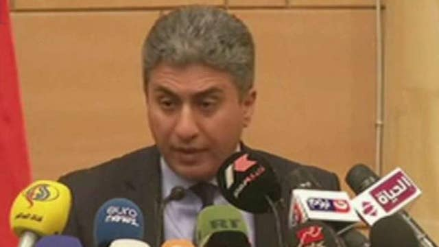 Egyptian official: Too early to tell what happened