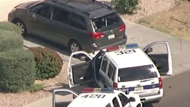 Police officer fighting for his life after shootout