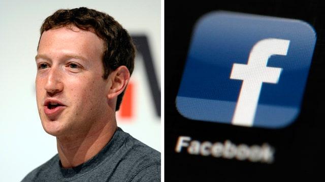 Top conservatives discuss Facebook bias with Marc Zuckerberg