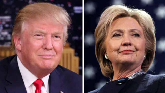 Trump leads Clinton in new Fox News Poll