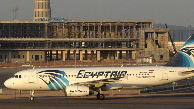 Missing EgyptAir plane 'all likelihood a terror act'