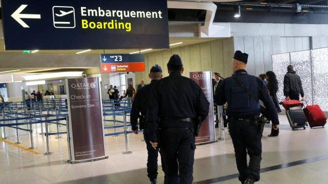 Obama briefed by counterterror adviser on EgyptAir crash