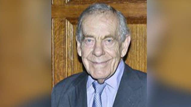 Morley Safer dies at age 84