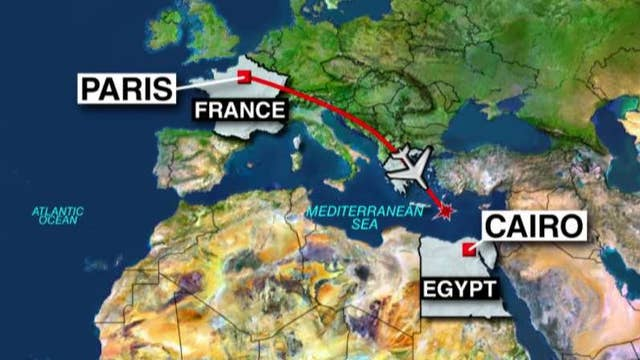 New questions after jet crashes over Mediterranean