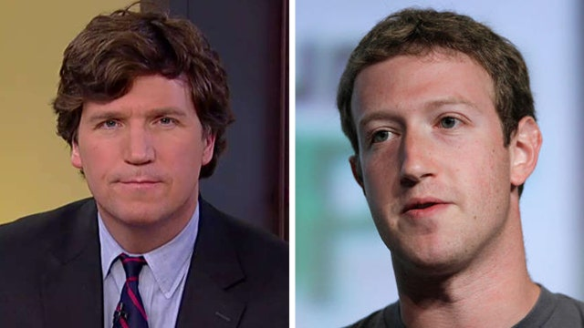 Tucker Carlson on what he learned from meeting with Facebook