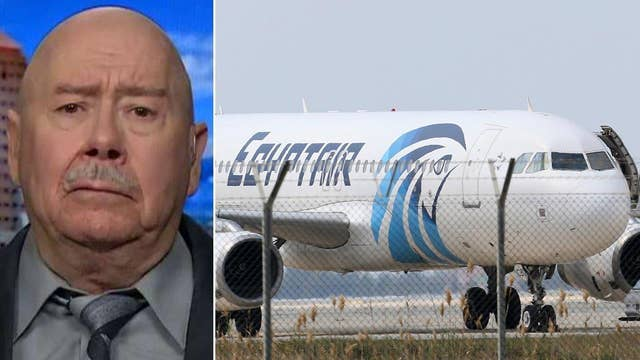 Aviation expert: Four possible causes of EgyptAir crash