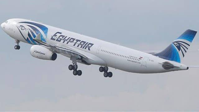 Greek journalist describes EgyptAir search and rescue