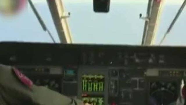 Three air marshals aboard crashed EgyptAir Flight 804