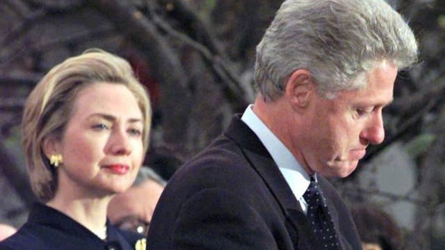 Is Bill Clinton's alleged sexual history fair game?