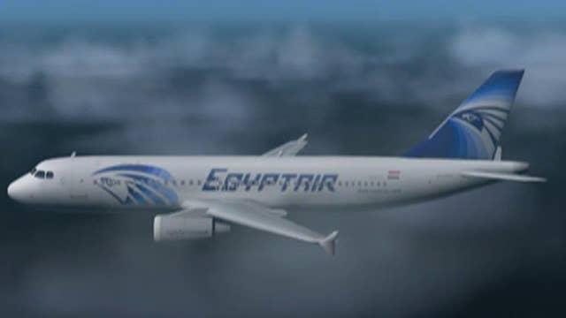Timeline of events in EgyptAir Flight 804 crash