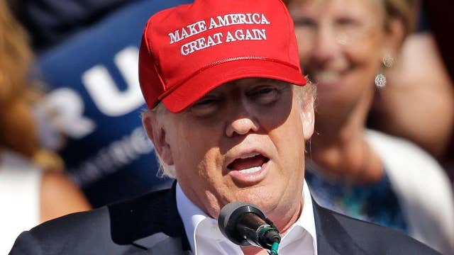 Feminism and reporting on Donald Trump