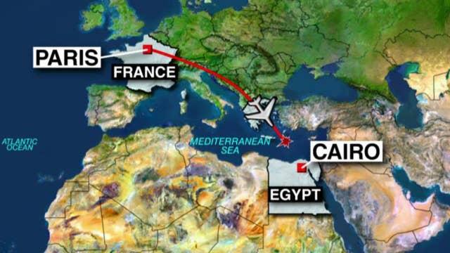 Source: Satellites didn't show explosion near EgyptAir crash