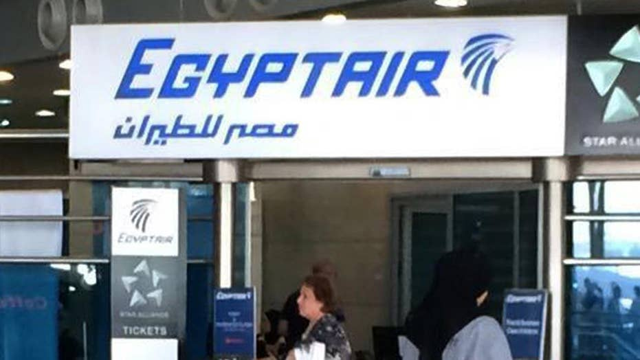 History of EgyptAir tragedies
