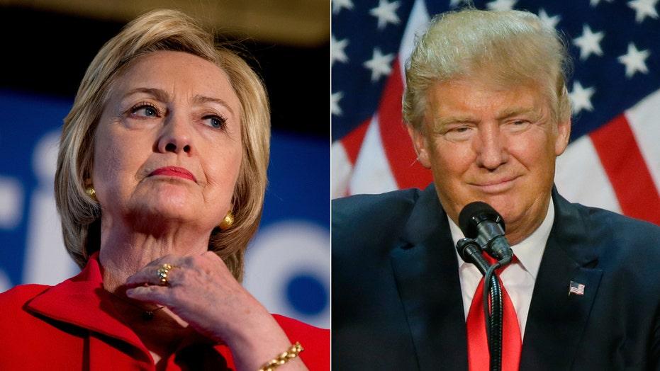 Fox News Poll: Trump tops Clinton in head-to-head matchup
