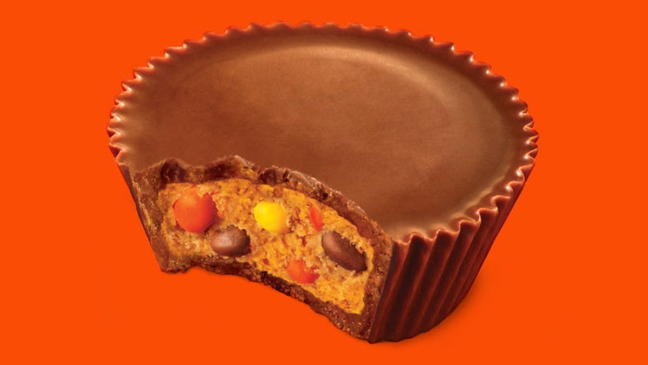Fans go nuts for Reese's Pieces-filled Peanut Butter Cups