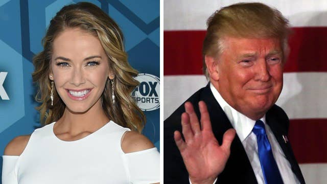 Miss USA 2015 weighs in on Trump's 'woman problem'