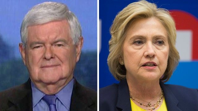 Gingrich: Hillary Clinton doesn't get it