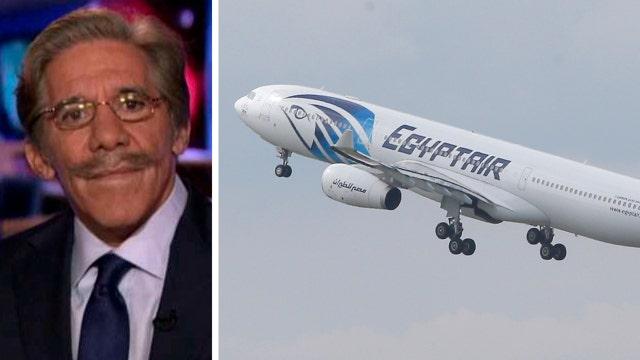 Geraldo on EgyptAir crash: I'd opt for an inside job