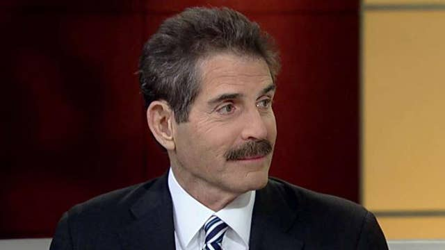John Stossel back at work after having half a lung removed