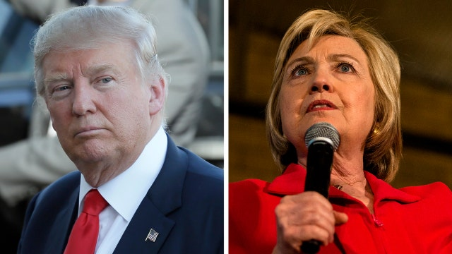 Trump uses EgyptAir tragedy to contrast with Clinton