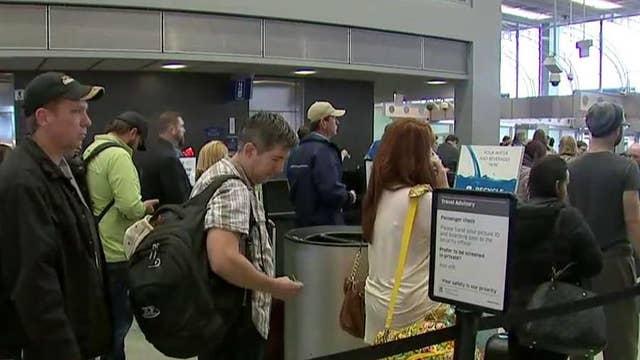 TSA rolls out new measures to address long wait times