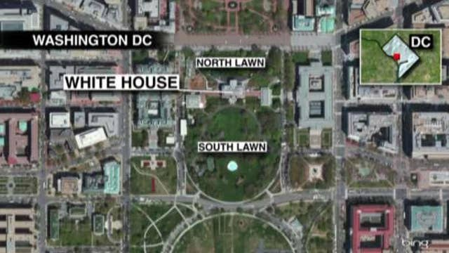 Secret Service confirms police involved in shooting near WH