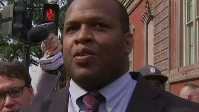 Eyewitness recounts shooting near White House