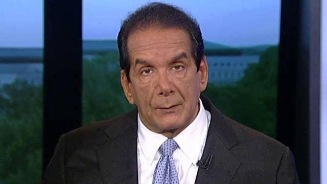 Krauthammer on gun control