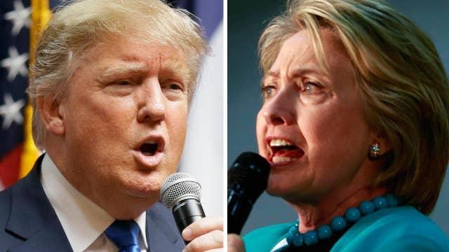 Trump and Clinton spar over response to EgyptAir crash