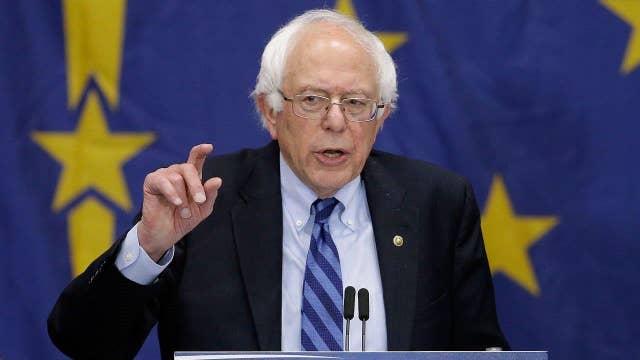 Bernie Sanders refusing to drop out of presidential race