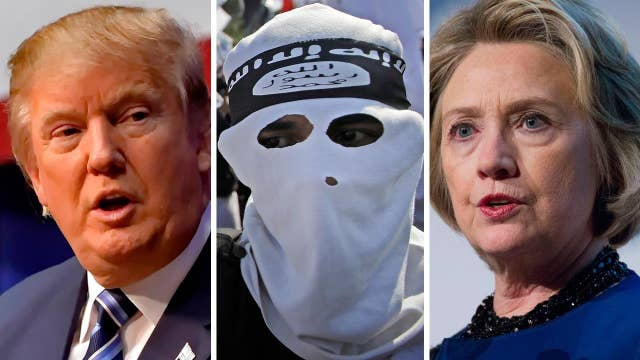 Trump v. Clinton: Who is more likely to defeat ISIS?
