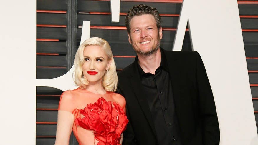 Fox411: Shelton says Stefani saved him